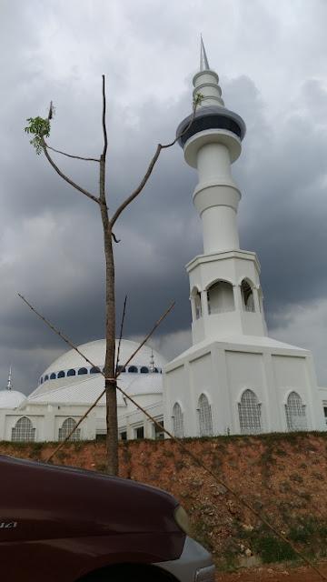 Masjid Sultan Mahmud Riayat Syah