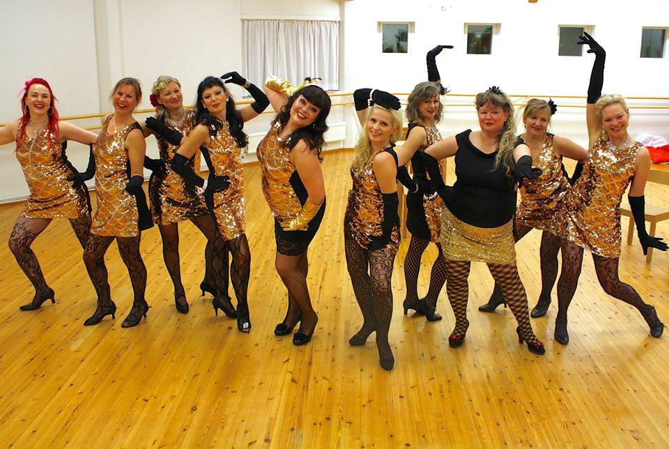 Tanssiryhmä