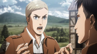 "Hellominju.com : 進撃の巨人 アニメ 第3期 56話 地下室 | Attack on Titan Season3 Part2 Ep.56 ""The Basement"" | Hello Anime !"