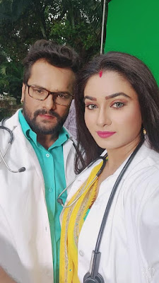 Khesari Lal Movie Baap Ji Bhojpuri Movie
