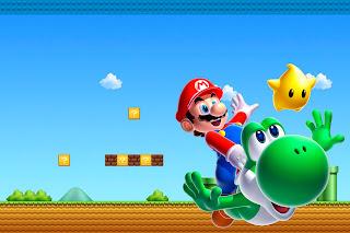 Super Mario Bros | Montando minha festa