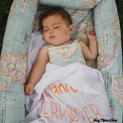 bebé dormir con calor consejos truco descanso bebe niños verano blog mimuselina