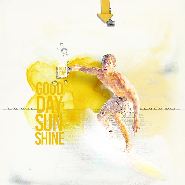 good day sunshine © sylvia • sro 2019 • summer sunshine by natali designs