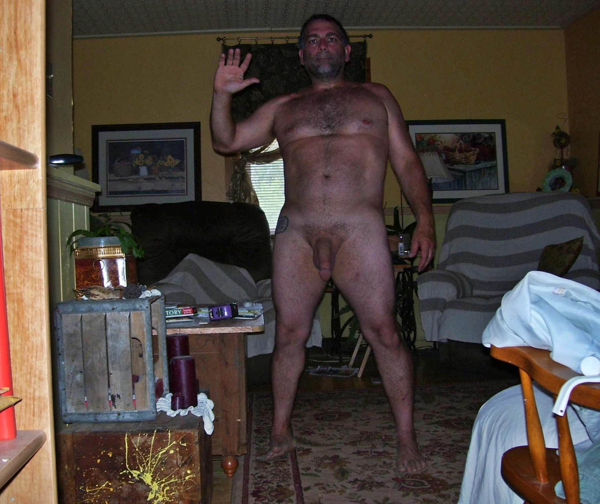 Me And My Dad Naked