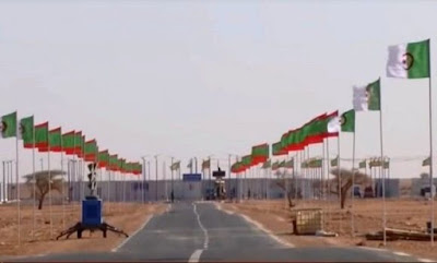 مصدر : الجزائر تعلن إستعدادها لتشييد الطريق الرابط بينها و مدينة الزويرات..- تفاصيل