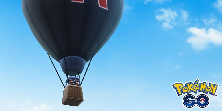 Balão Equipe GO Rocket