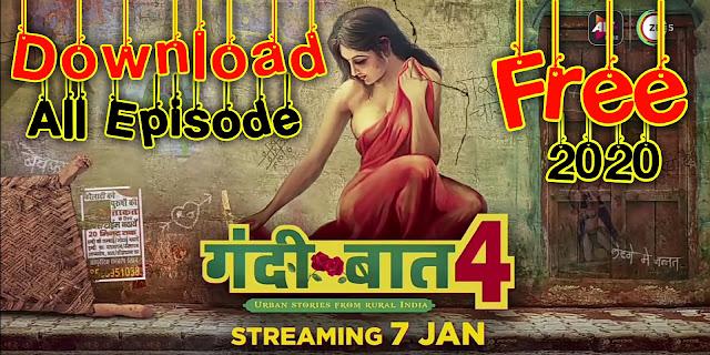 Gandi Baat Season 4 Episodes Download