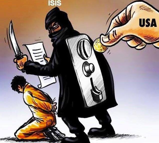 ئەمریکا چەکدارانی داعش دەگوازێتەوە بۆ عێراق