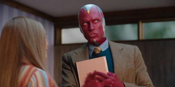 «Ванда/Вижн» (2021) - все отсылки и пасхалки в сериале Marvel. Спойлеры! - 22