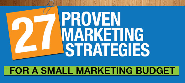 27 Proven Ways To Get More Traffic In Small Marketing Budget