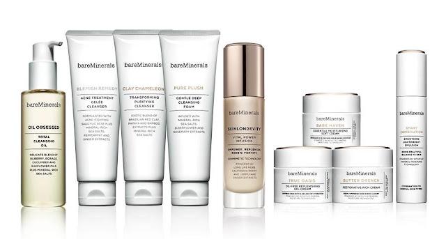La nouvelle gamme de soins Skinsorials bareMinerals - Article Beauty News Les Mousquetettes