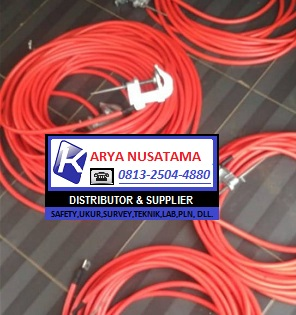 Jual Kabel AF 50 x 5m X3 Grounding Set di Kalimantan