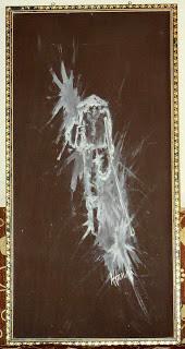 "Pelukis: Affandi Judul : "" Pengemis Berkaki Buntung "" Ukuran : 61cm X 103cm Media : Oil on Canvas"