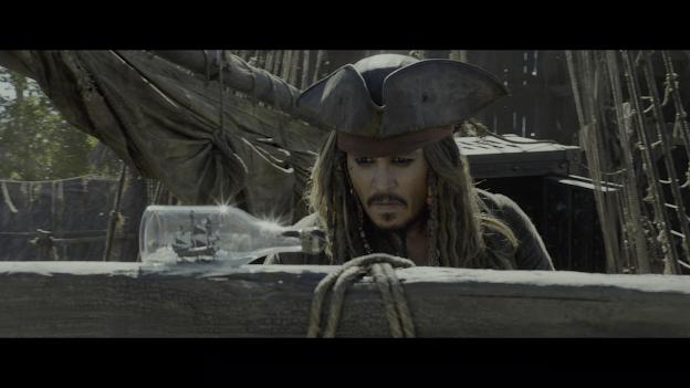 Piratas del Caribe 5 REMUX 4K 2