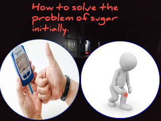 How to solve the problem of sugar initially, Solve all sugar problems.