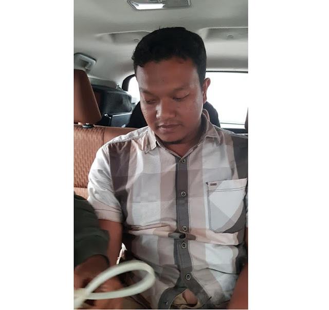 Ditangkap Densus, Ini Tampang Muchsin Kamal Penjual Airgun ke Zakiah Aini