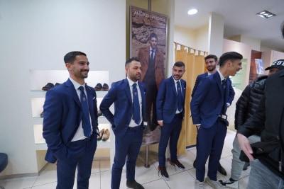 quality design 804f7 ea8b6 Taranto, presentato l'abbigliamento elegante di Nardelli e ...