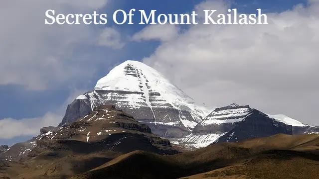 Secrets Of Mount Kailash