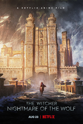 The Witcher: Nightmare of the Wolf (Web-DL 1080p Dual Latino / Ingles) (2021)