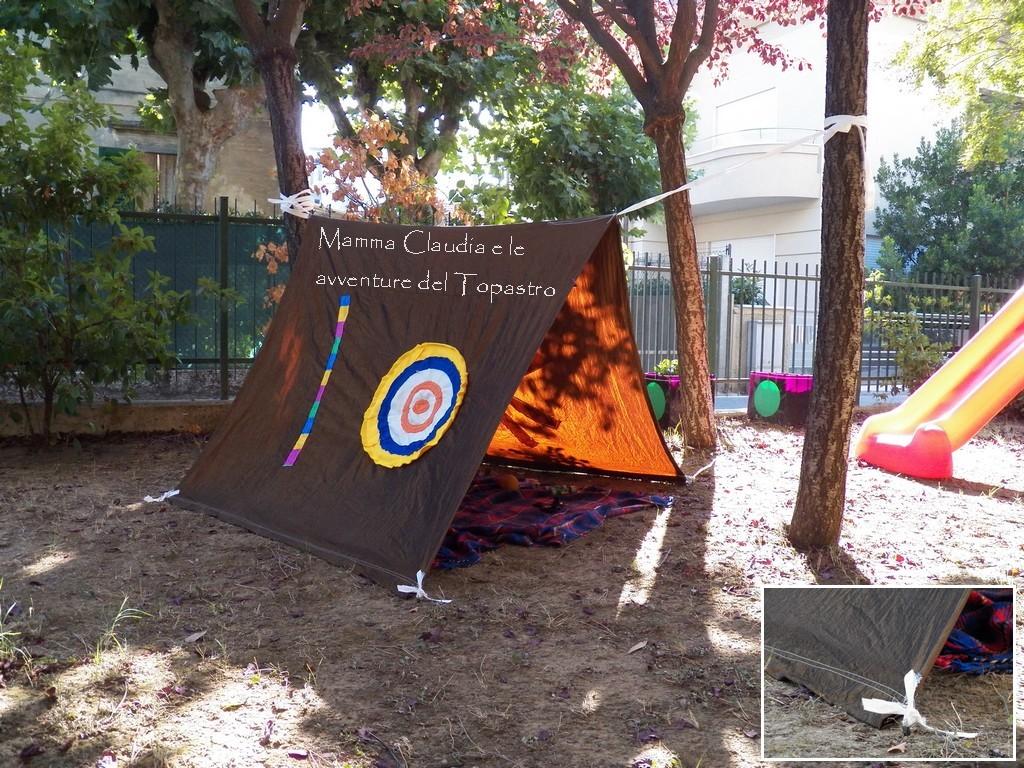 Mamma claudia e le avventure del topastro tenda per - Tende ikea bambini ...