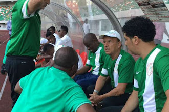Gernot Rohr: The New Super Eagles White Witch Doctor