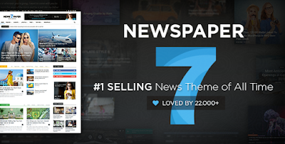 Newspaper v7.5 – WordPress News Theme