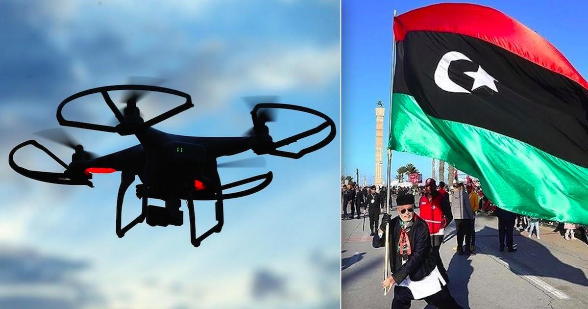 UN Report Reveals That Turkey Unleashed Autonomous Drone In Libya