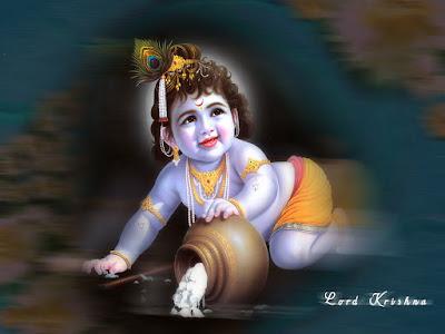 full hd krishna photo