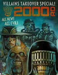 2000 AD Villains Special