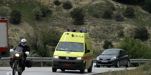 Μια Γυναίκα νεκρή και 9 τραυματίες σε Τροχαίο δυστύχημα στην Εγνατία μετά από καταδίωξη