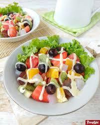 Salad Buah Rumahan