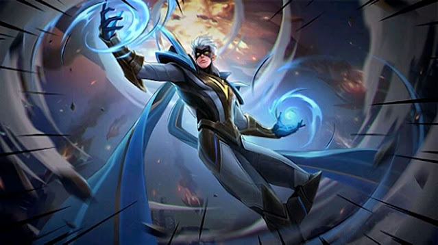 Vale Get the Latest Superhero Themed Skin Series in Mobile Legends