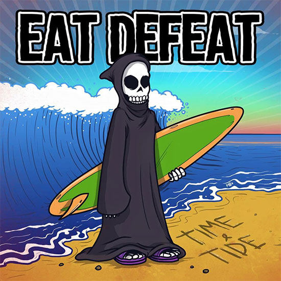 """Eat Defeat release video for """"Don't Look Back"""""""