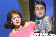 "Confirmed: Darren Criss to replace Daniel Radcliffe in ""How to Succeed"""