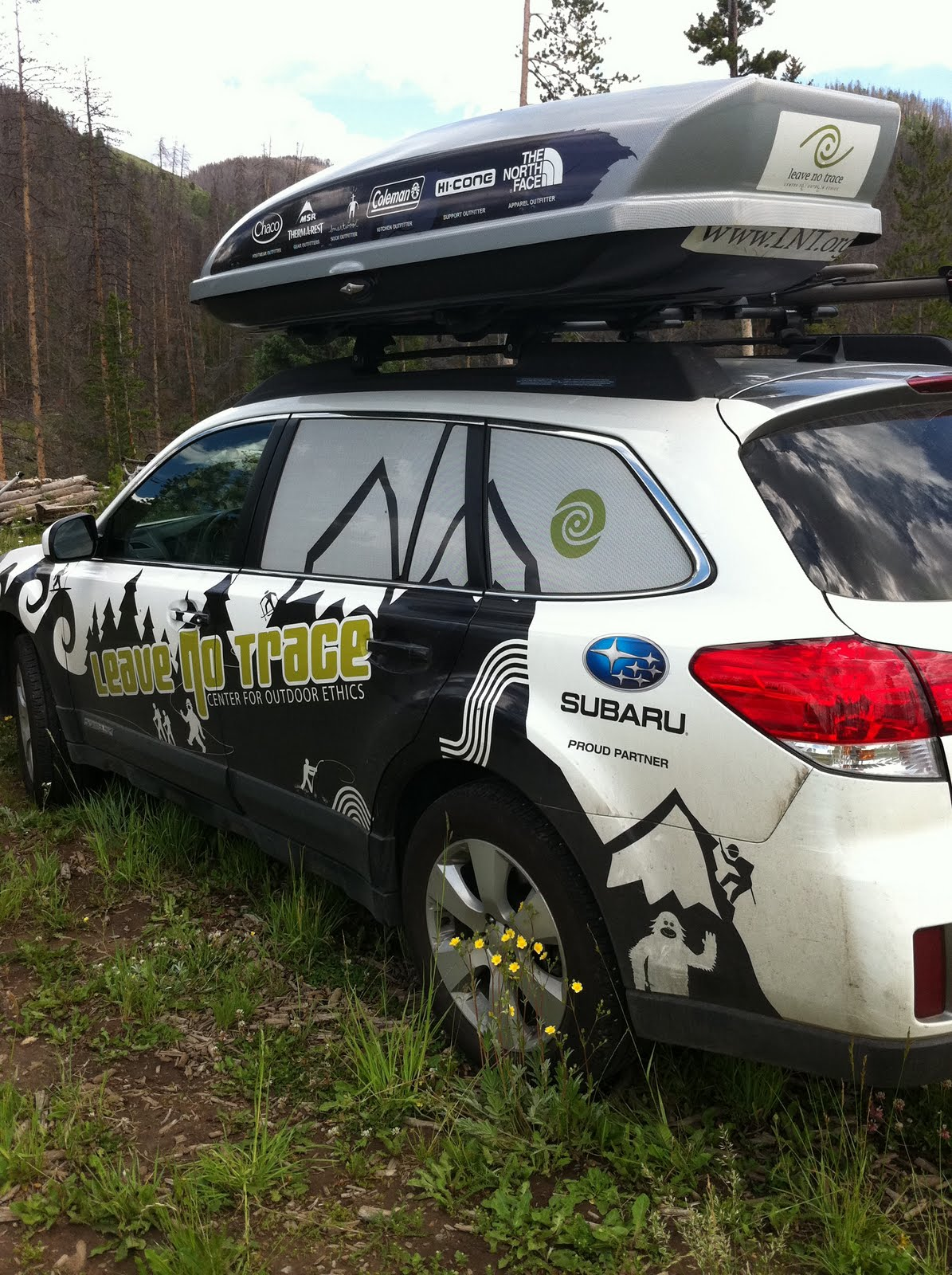 945df35ffad The Subaru Leave No Trace Traveling Trainers as well as the Leave No Trace  e-tour Team are conducting the following training events across the country  in ...