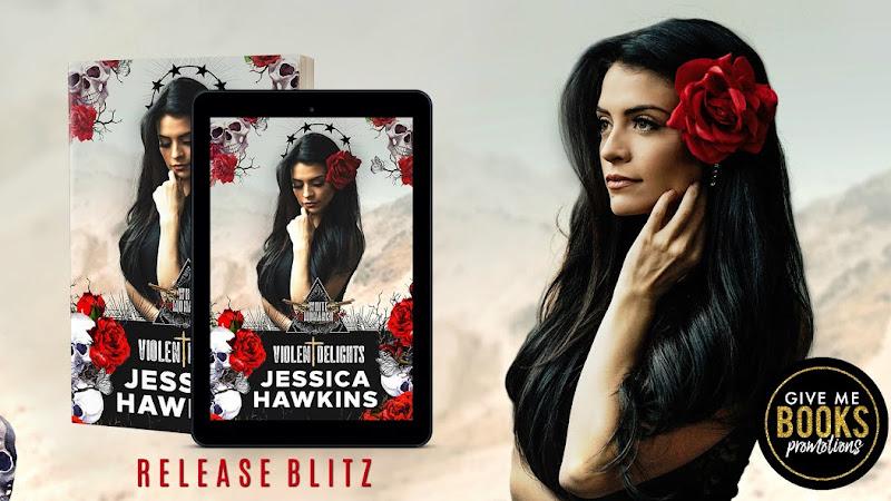 Violent Delights by Jessica Hawkins | Review + Excerpt