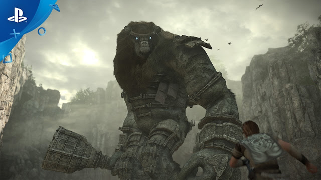 الكشف عن عرض جديد لأسلوب اللعب من ريميك Shadow of the Colossus