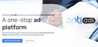 Cómo usar OptiAds para monetizar tu página web