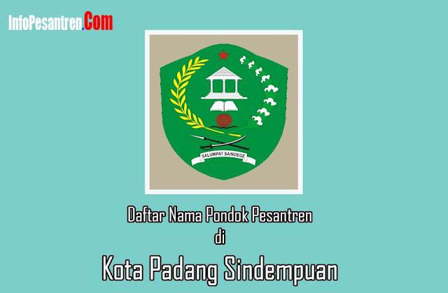 Pesantren di Kota Padang Sindempuan