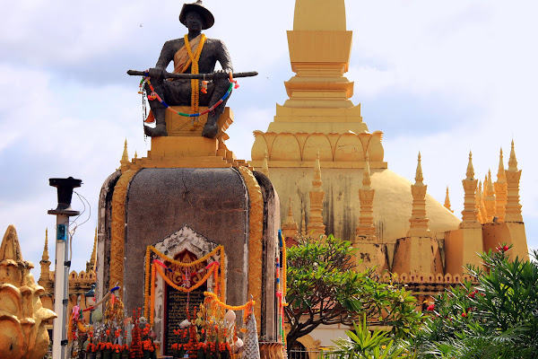 Places and corners of Laos