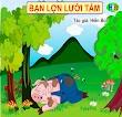Truyện Tranh Thiếu Nhi - Bạn Lợn Lười Tắm