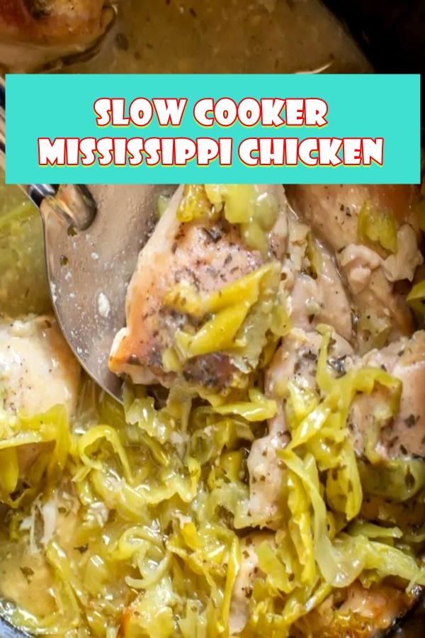 #Slow #Cooker #Mississippi #Chicken