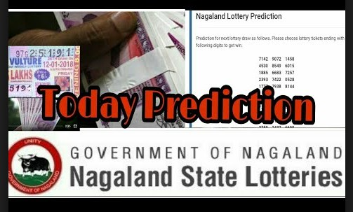 Nagaland State Lottery Prediction nUMBERS