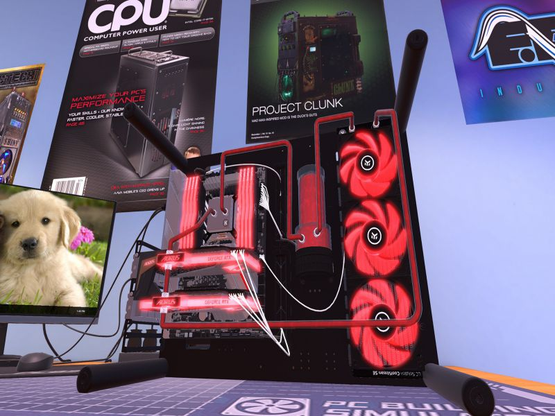Download PC Building Simulator Free Full Game For PC