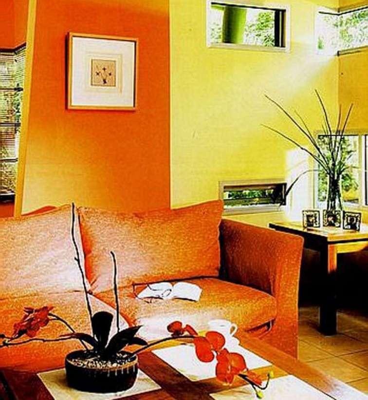 aneka warna cat interior rumah 4