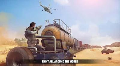 أفضل 13 لعبة إطلاق النار للاندرويد بدون أنترنت