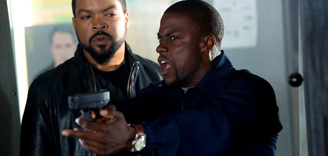 Ice Cube si Kevin Hart In Ride Along