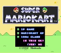 Entrevista Super Mario Kart - Shumuplations