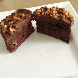 marks & spencer gluten free praline cakes