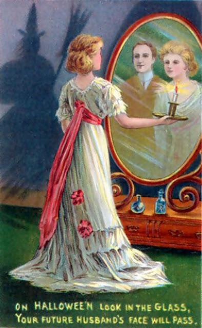 Năm 1904, tấm thiệp đầu tiên mừng ngày lễ Halloween đúng nghĩa chính thức ra đời
